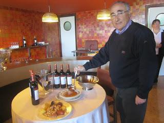 Platos de cuchara y vinos jóvenes (del 2 al 15 de febrero)