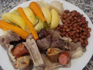 Cocido portugués en la Taverna Lusitana (todos los viernes de invierno)