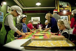 Taller de roscones para niños (sábado, 26 de enero)