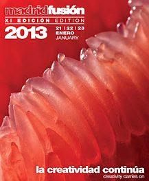 Nueva edición de Madrid Fusión (21-23 enero)