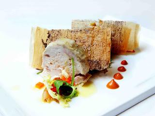 Menú del Certamen en El Chalet (hasta el 10 de marzo)