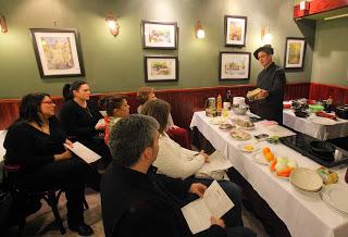 Curso de cocina Platos de cuchara y también para niños en María Morena (25 y 26 de febrero)