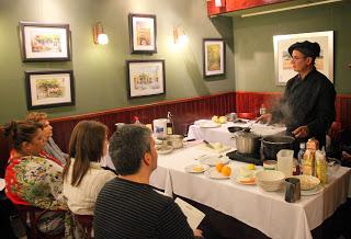 Curso de iniciación a la cocina (miércoles, desde el 27 de febrero)