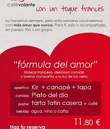 La fórmula del amor (del 11 al 15)