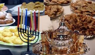 Taller de cocina judía (sábado, 23)