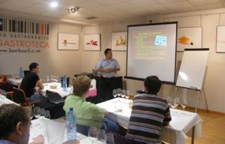 Curso de iniciación a la cata de vinos (días 18 y 19)