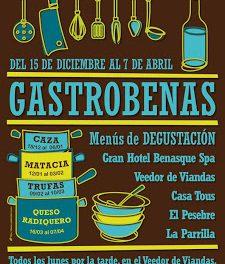 Jornadas de trufa Gastrobenas (del 9 de febrero al 10 de marzo)