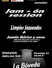 Jam-ón Session (domingo, 24)