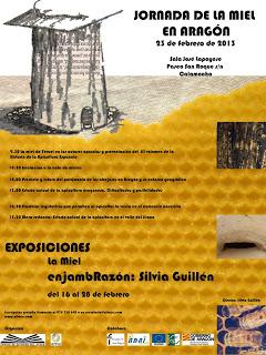 Jornada en torno a la apicultura (sábado, 23)