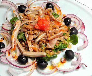 Gastro menú de lentejas en María Morena (hasta finales de marzo)