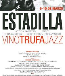 Festival Vino Trufa Jazz (9 y 10 de marzo)