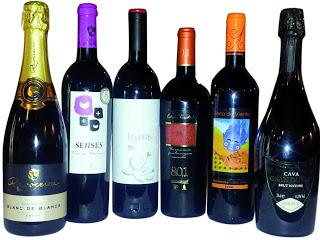 Cena cata de vinos portugueses y de San Valero en la Taverna Lusitana (jueves, 28)