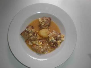 Menú de la trufa en La Rebotica (hasta el 15 de marzo)