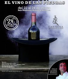Salón del Vino de las Piedras (del 22 al 24)