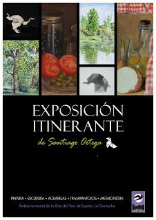 Exposición en la ruta de La Garnacha (hasta el 7 de abril)