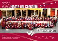 Barbastro celebra la Fiesta del crespillo (domingo, 17)