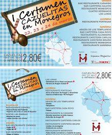 Certamen de cazuelitas de Monegros (del 22 al 24)
