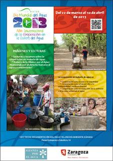 Exposición sobre el agua (hasta el 10 de abril)