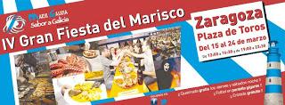 Festival de marisco gallego (del 15 al 24)