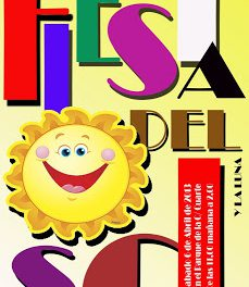 Fiesta del sol (sábado, 6)