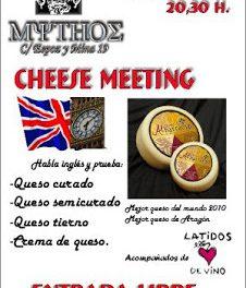 Degustación de quesos en inglés (jueves, 7)