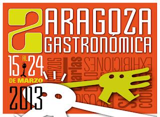 Festival Zaragoza Gastronómica (del 15 al 24)