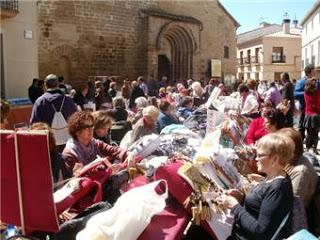 Feria y caldereta (domingo, 31)