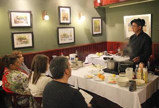 GASTRO ARAGÓN: Curso de cocina creativa (lunes y martes, 20 y 21 de mayo)
