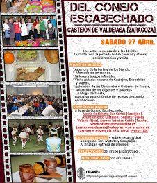 VII Feria del conejo escabechado (sábado, 27)