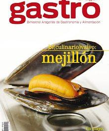 GASTRO ARAGÓN, 33, abril-mayo, ya está llegando a los kioscos