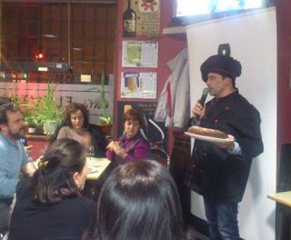Cata de Garnaccio & amigos (30 de abril)