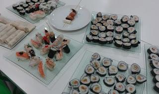 Taller de Sushi y cocina asiática (domingo, 28 de abril)