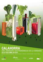 CALAHORRA. Jornadas de las verduras (del 22 al 28)