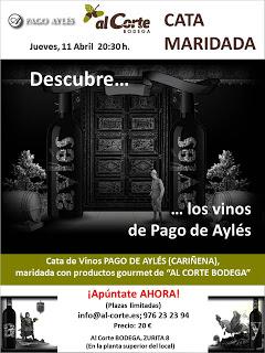 Cata maridada con Aylés (jueves, 11)