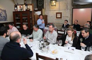 Cena-cata de vinos portugueses revolucionarios (jueves, 25)