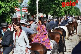Cena cóctel Feria de abril (jueves, 18)