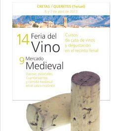 Feria del vino de Cretas (días 6 y 7)