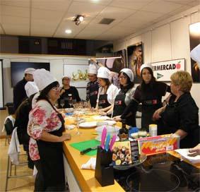 Curso de cocina vegetariana y ecológica con aceite de oliva (martes, 7 de mayo)