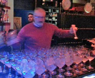 Desmontando el gin-tonic (viernes, 26)