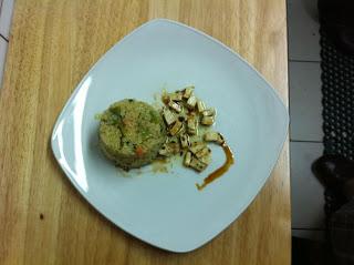 Curso de cocina vegetariana-biológica (lunes de abril)