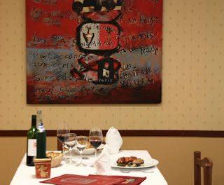Cocina y literatura en el Restaurante Pirineos (martes, 23)