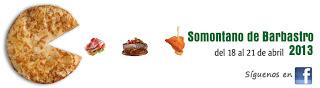 Concurso de tapas Somontano (del 18 al 21 de abril)