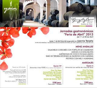 Feria de abril en Teruel (del 11 al 28)