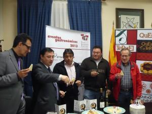 Ruta del queso de Teruel (hasta el 12 de mayo)