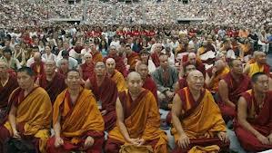 Té con monjes Tibetanos (martes, 30)