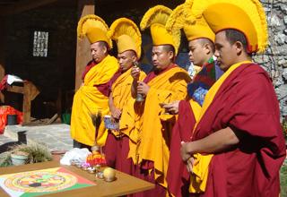 Curso de cocina tibetana (lunes, 6 de mayo)