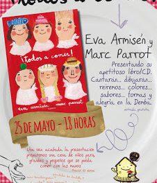La Primavera de las Palabras en La Demba, le toca el turno a los NIÑOS (sábado, 25)