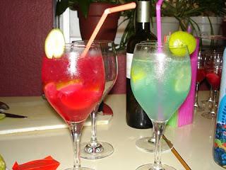 Otra forma de beber vino en El Fútbol (sábado, 25 de mayo)