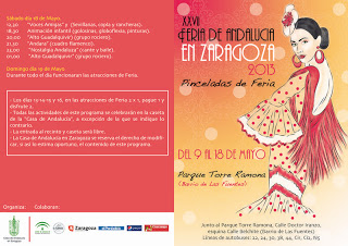 Feria del abril (del 9 al 18 de mayo)
