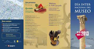 Gastronomía en los museos (del 17 al 26 de mayo)